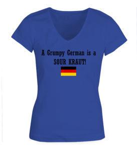 Grumpy German Example