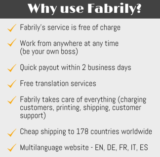 Why use Fabrily